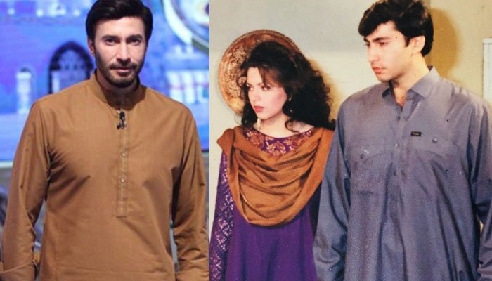 Aijaz Aslam Recalled His First Play Pakistan Showbiz