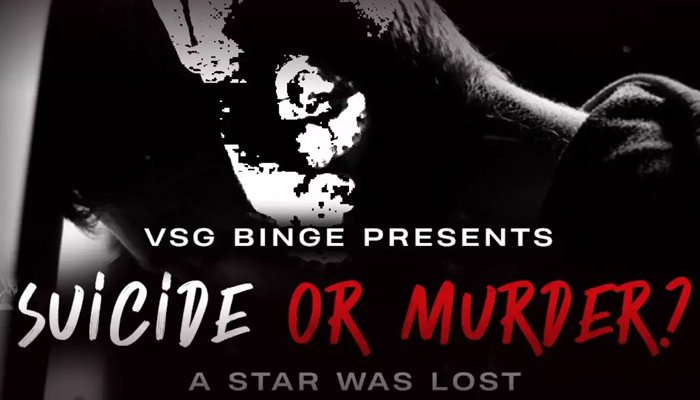 Sucide or Murder